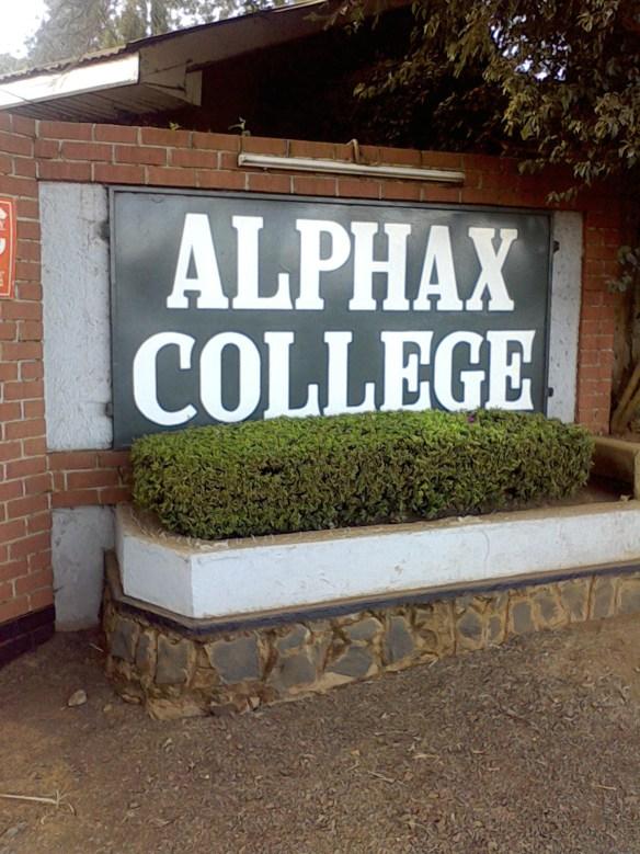 Alphax College, Eldoret
