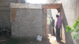 Pastors' Bathing Area