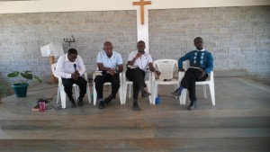 Pastor Solo (interpreting), Pastors Peter, Peter, Ben