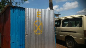"When you remember this ""X"", please pray for our family in Kakamega."