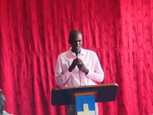 Pastor Zadok